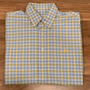 Brooks Brothers Non Iron Long Sleeve Dress Shirt L